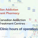 CATP Pharmacy and CATC Clinic hours of operation